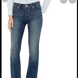 NWT Levi's 529 curvy bootcut jeans